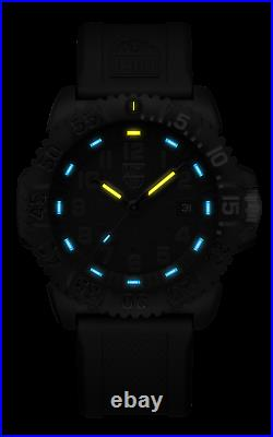 AUTHORIZED DEALER LUMINOX 3051. GO. NSF NAVY SEALS FOUNDATION LIMITED Watch