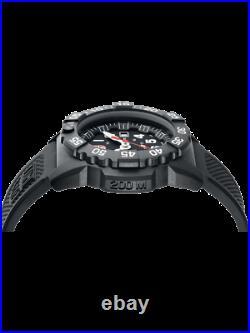 AUTHORIZED DEALER LUMINOX 3501 Navy Seals 45mm Carbonox Case Men's Watch