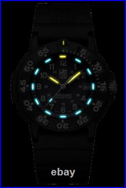 AUTHORIZED DEALER Luminox 3002. NSF Limited Edition Blue Dial Navy Seal Watch