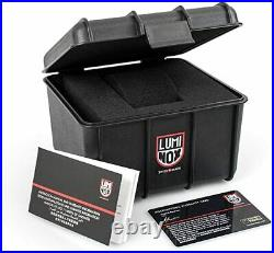 AUTHORIZED DEALER Luminox 3152. NV Mens Navy Seal Colormark Stainless Steel Watch