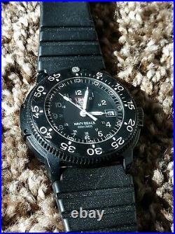 Beautiful Luminox Navy Seal 200m Swiss Made Watch