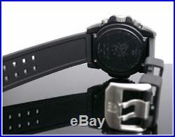 EMS! Luminox Colormark Navy Seals 3081 BO Blackout Chronograph Diver Watch NEW