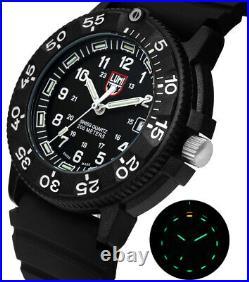 Genuine Luminox XS. 3001 Navy Seal Quartz Watch Men Mariner Diver 200M Swiss Made