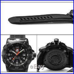 Genuine Luminox XS. 4221. NV Watch Men ANU Sea Navy Diver's 44mm Made in Swiss
