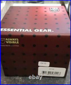 Genuine merchandise large Luminox navy seals watch box 10/10 used condition