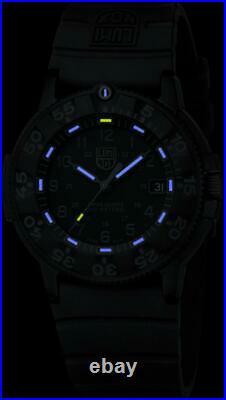 LUMI NOX ORIGINAL NAVY SEAL 3000 SERIES Ref. 3001. BO (BLACK OUT) New From Japan