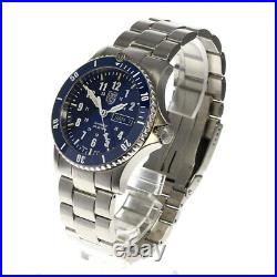 LUMINOX 0920 series sports timer Day date Navy Dial Automatic Men's Watch 629836