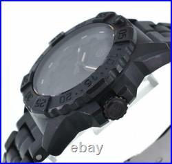 LUMINOX 3500 navy seal Blackout 3502. BD black Dial Quartz Men's Watch Q#99691