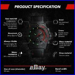 LUMINOX 3581. EY Men's Watch Navy Seal Chronograph 3580 Series Fast Ship Japan