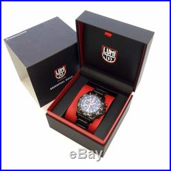 LUMINOX / LUMINOX 8362RP Ultimate Navy SEALs chronograph wristwatch size 4637