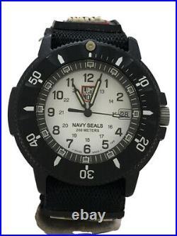 LUMINOX NAVY SEALS 3900 Series White Dial Men's Watch