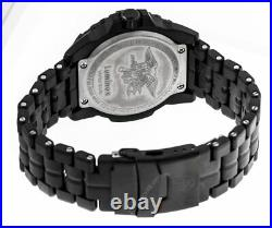 LUMINOX Navy SEAL 45MM SS Rotating Bezel Men's Watch XS. 3502. BO