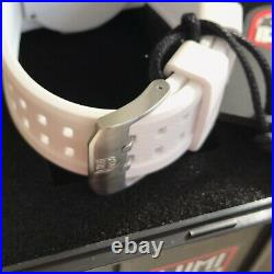 LUMINOX Navy SEAL Colormark weiß NEU Herrenuhr UVP 395,- 3050 Series Military