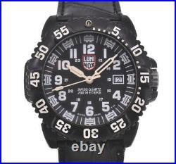 LUMINOX Navy SEALs Series 3050/3950 black Dial Quartz Men's Watch N#102743