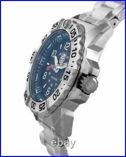 LUMINOX Navy Seal 45MM Stainless Steel Blue Dial Men's Watch XS. 3254
