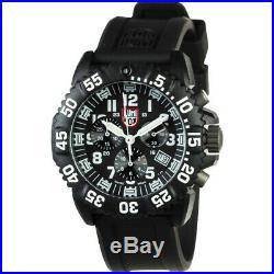 LUMINOX Navy Seal Colormark Chronograph Watch XS. 3081. L Black/White
