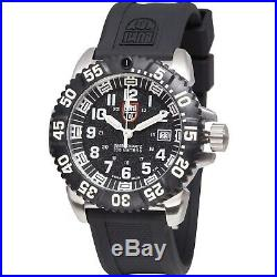 LUMINOX Navy Seal Colormark Steel Watch XS. 3151. NV Black/White