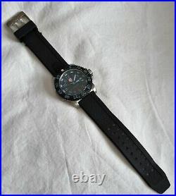 LUMINOX Navy Seal Colourmark Sea Blue 3153 Stainless Steel Watch