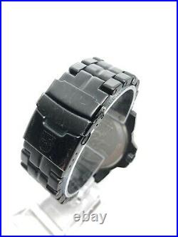 LUMINOX Navy Seal Men's Watch Carbon Compound Case Mineral Crystal 3500-1