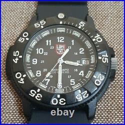 LUMINOX Navy Seals 3000/3900 Swiss Wrist Watch Men's