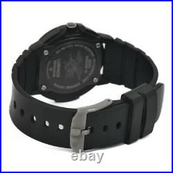 LUMINOX Navy Seals 3000 Ref. 3001XQ black Dial Quartz Men's Watch B#97303