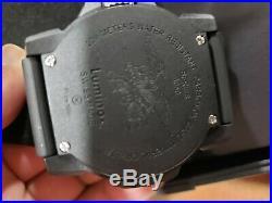 LUMINOX Original Navy SEAL Watch XS. 3053. F Black/Blue