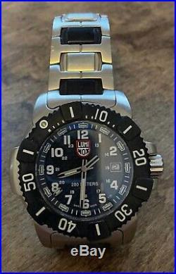 LUMINOX Series 6100/6200 EVO Navy Seal 200 Meters Diver's Watch NEW