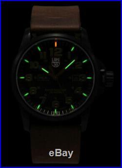 Luminox 1929. Day Date. Navy Seals. H3. Retail 549 Euro. New