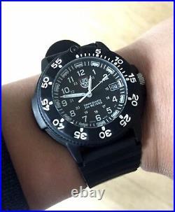 Luminox 3050 Navy Seal Colormark Swiss Watch Quartz