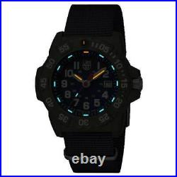 Luminox 3503. ND Navy Seal 3500 Men's Blue Band Dive Watch