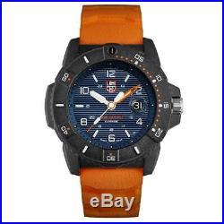 Luminox 3603 Men's Navy Seal 3600 Series Orange Strap Quartz Watch