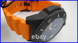 Luminox 3603 Men's Navy Seal 3600 Series Orange Strap Watch