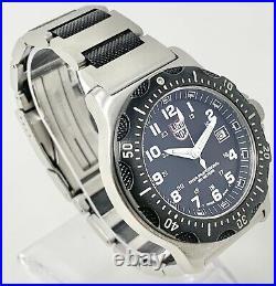 Luminox 3H MBM Ultimate Navy Seals Dive Series 8200 Diver Men's Watch