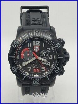 Luminox ANU 4220 Navy Authorized Men's Watch Swiss made Chronograph(USA SELLER)