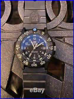 Luminox Carbon Series 3000/3900 V3 3100 Men's Swiss Made Navy Seal Diver Watch