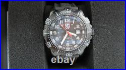 Luminox Divers Mens Watch in Black A. N. U. (Authorized for Navy Use)