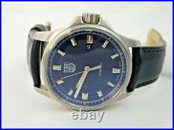 Luminox Dress Field 1830 Series Men's Watch Navy Tone Dial Navy Strap