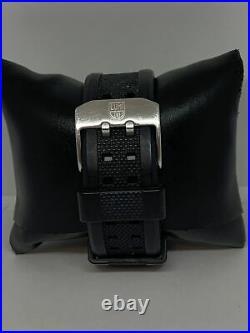 Luminox EVO Navy SEAL 3059 Men Black Polyurethane Analog Dial Quartz Watch JAA39