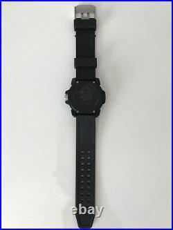 Luminox EVO Navy SEAL 3059 Watch Black/Orange Quartz 200M 95% New