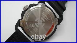 Luminox Land Ice-SAR Artic 1003. ICE Wrist Watch 46mm Navy Blue
