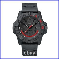 Luminox Master Carbon Navy SEAL Limited Edition Mens Watch XS. 3801. EY
