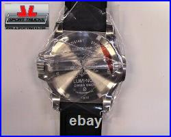 Luminox Men's 3151 Navy SEAL Luminescent Watch 44mm Case with Black Rubber Strap