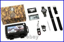 Luminox Men's Navy Seal Colormark Chronograph Watch EDU 1991 Tools Unique Gifts