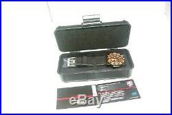 Luminox Men's Navy Seal Orange Colormark Swiss Diver 3059 Tritium Tube Dial