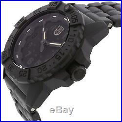 Luminox Men's Navy Seal XS. 3502. BO Matte Black Carbon Fiber Swiss Quartz Dres