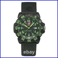 Luminox Men's Watch EVO Navy SEAL Colormark Dive Black Polyurethane Strap 3067