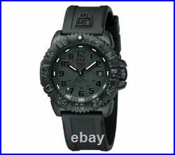 Luminox Men's Watch Evo Navy Seal Colormark Quartz Black Dial Strap 3051. BO