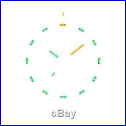 Luminox Men's Watch Navy Seal 3500 Series Quartz Green Dial Green Strap 3517