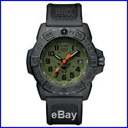 Luminox Men's Watch Navy Seal 3500 Series Tough Viking Set 3501. BO. TV. SET