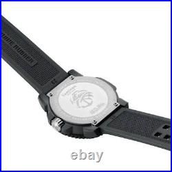 Luminox Men's Watch Navy Seal Colormark Black Dial Rubber Strap 3051. GO. NSF